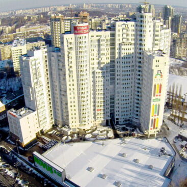 ЖК Avenue 14-16 Київ | ІБК Центробуд