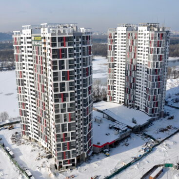 Житловий будинок №30 по вул. Є. Маланюка | ІБК Центробуд