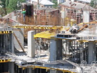 ІБК Центробуд | бетонні роботи | ЖК Avenue 14-16 Київ
