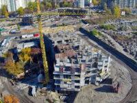 ІБК Центробуд | хід будівництва | Житловий будинок №30 по вул. Є. Маланюка