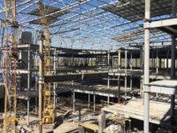 "ІБК Центробуд | будівельні робіт | ""River Mall"""