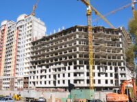 "ІБК Центробуд | хід будівництва | ЖК ""Ліко-град"""