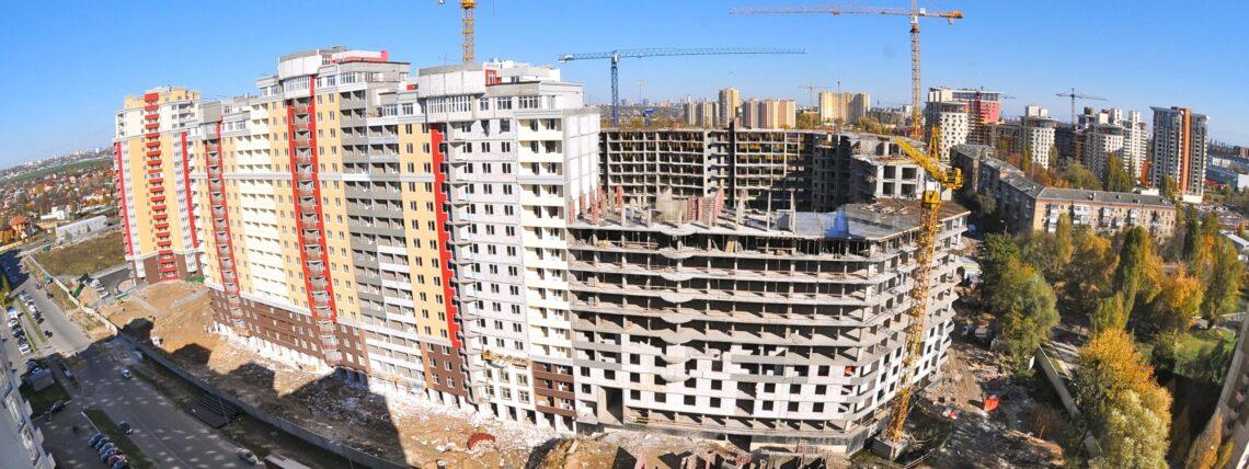 Монолітно-каркасне будівництво | ІБК Центробуд