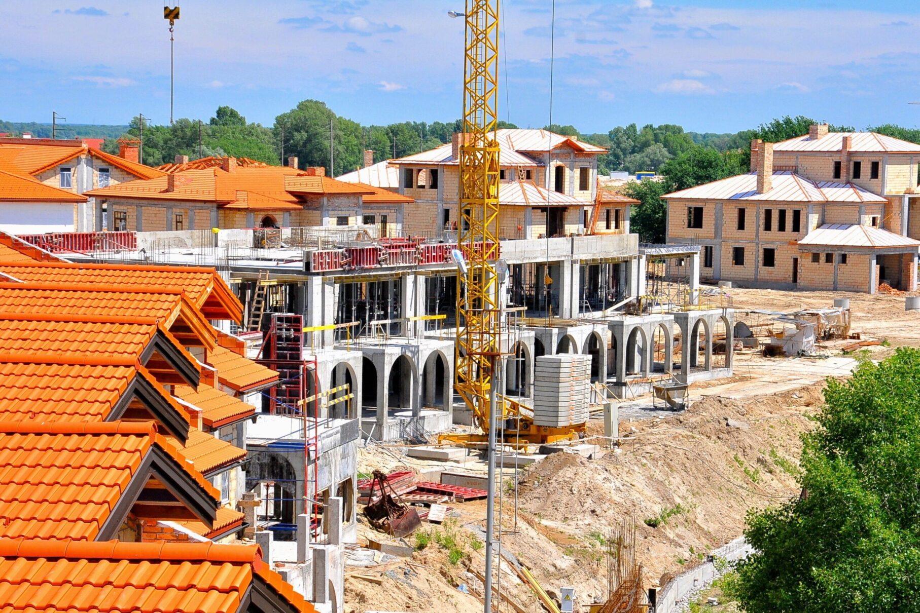 Комплексне котеджне будівництво | ІБК Центробуд