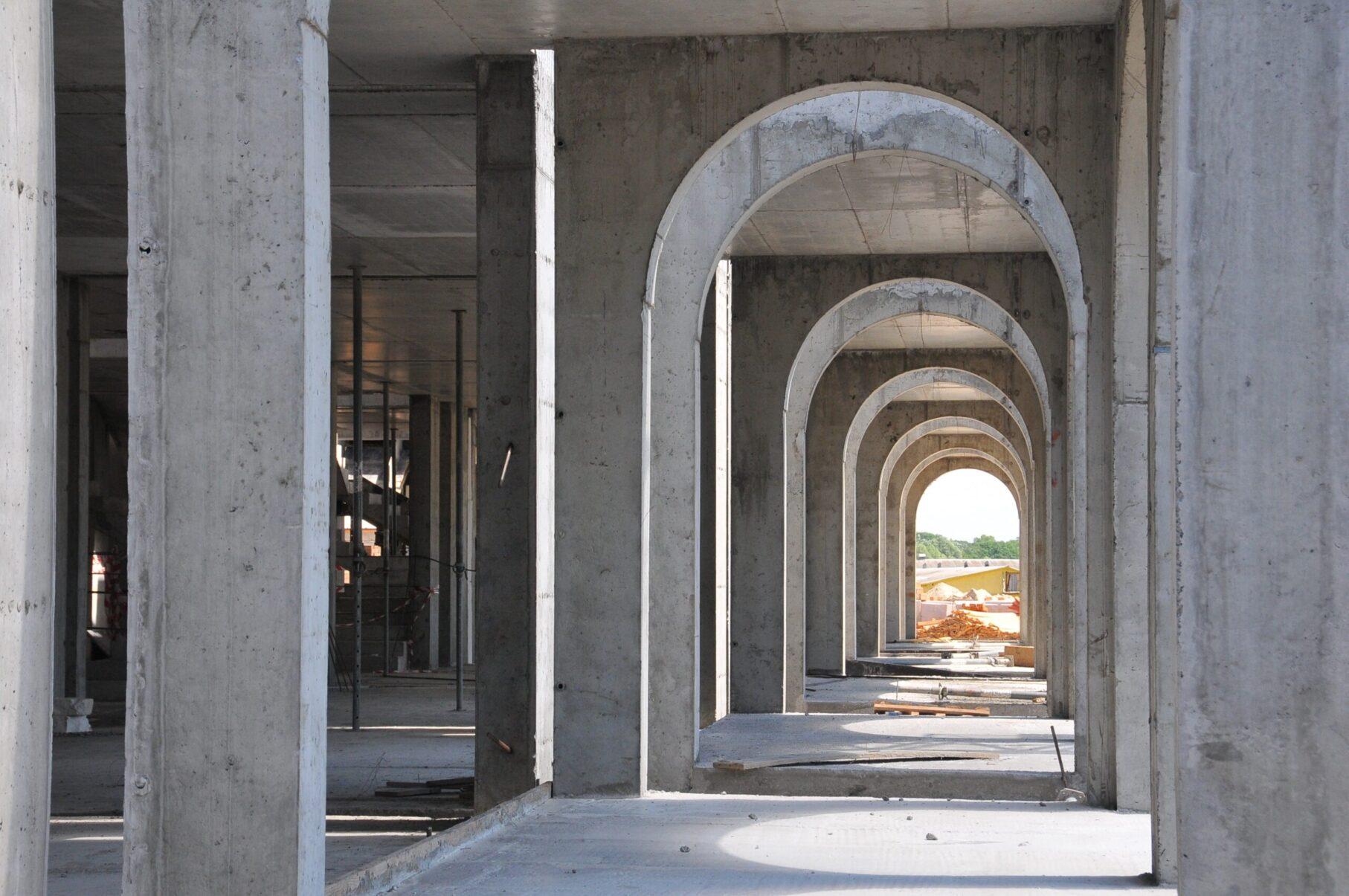 ІБК Центробуд | Монолітно-бетонні роботи