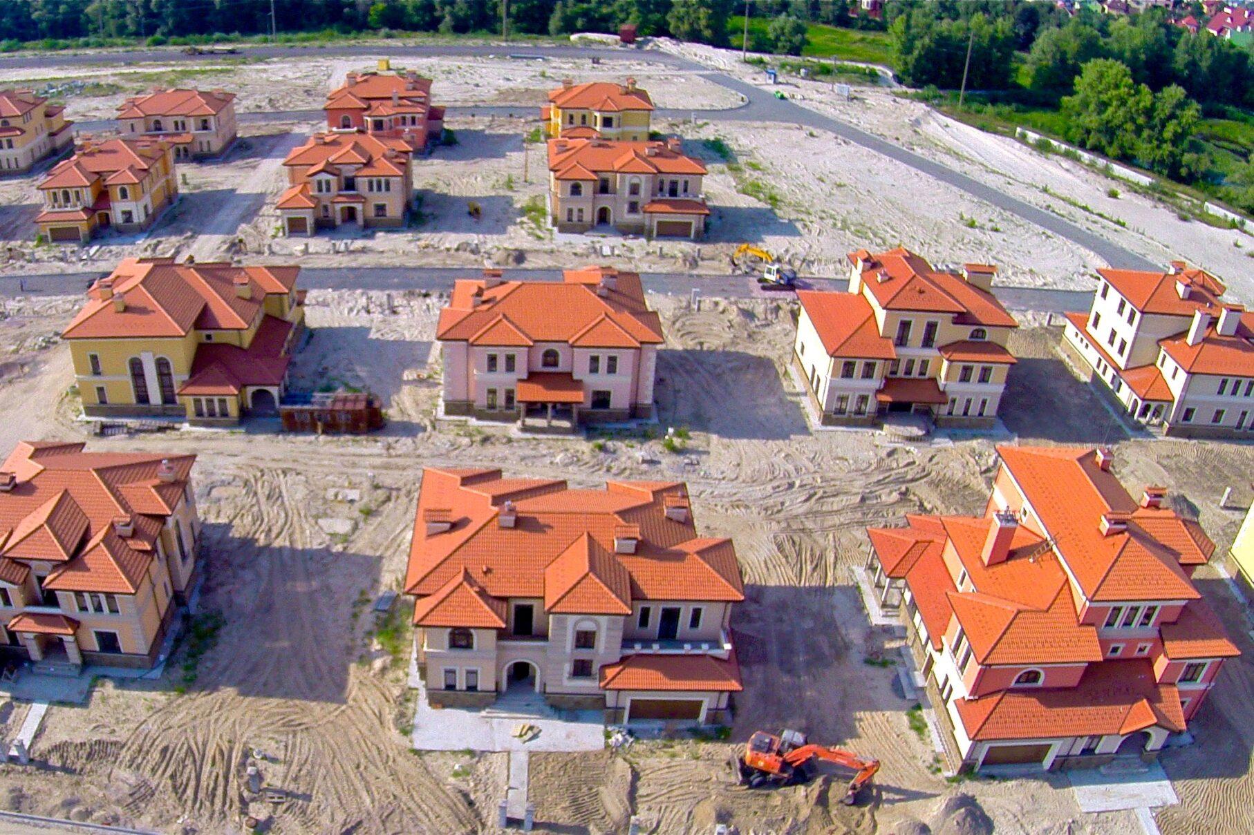 ІБК Центробуд | Комплексное котеджное строительство