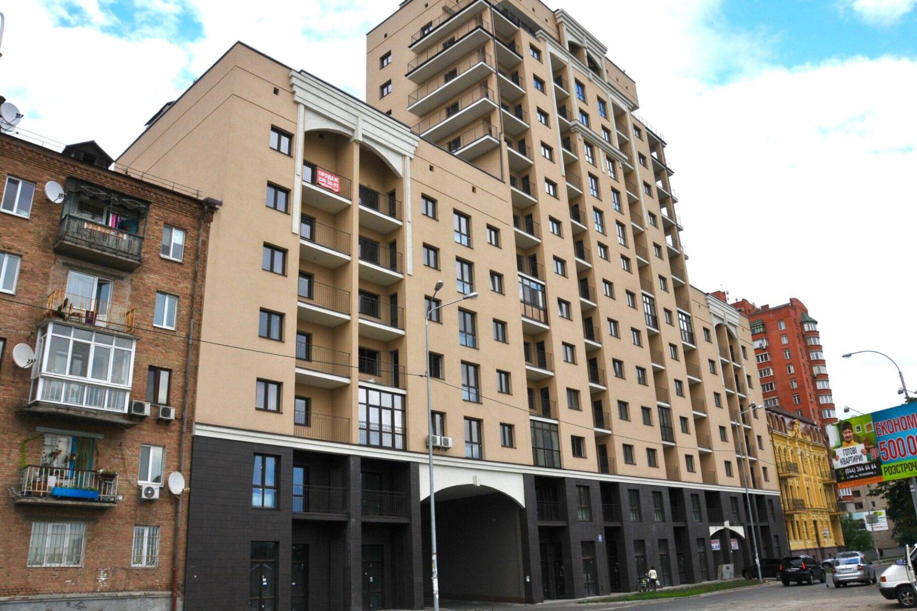 ЖК Златоустовская, 14-18 | ІБК Центробуд. Комплексное строительство